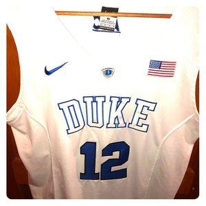 Duke Basketball Jersey